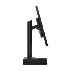 Patch panel LYNX 48port Cat5E, UTP, blok 110, černý