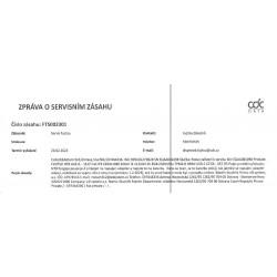 Vivotek FD8379-HV, 4Mpix CMOS, 30 sn/s, 2,8(114°), SmartIR, IR-Cut, PoE,MicroSDXC,SNV,defog 3NDR, antivadal IP66