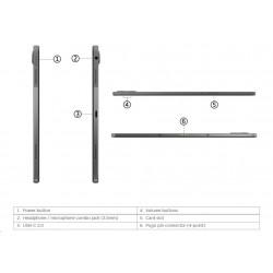 Plastová kazeta pro uchycení 12 svárů průměru 2mm do optických van