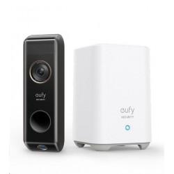 """TRITON 19"""" vyvazovací panel 2U jednostranná plastová lišta, šedá"""