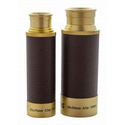 Garmin řemínek fenix5X - QuickFit 26, kožený, hnědý
