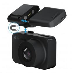 Tabule keramická PRO FLEX 200x122cm - magnetická, povrch matný, projekční, bílá