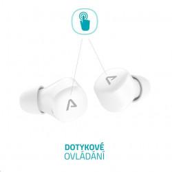 MANHATTAN Sluchátka s mikrofonem Stereo Headset