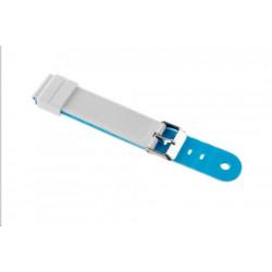 """MANHATTAN Hub USB 3.0, 2 porty, panel do 3,5"""", interní, 20-pin konektor, černý"""