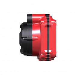 """MANHATTAN Dashpack 12"""" Black/Blue"""