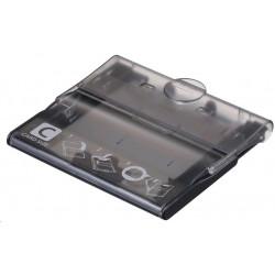 A4tech Bloody B860 mechanická herní klávesnice, USB, zlato-černá