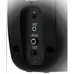 PLATINET sluchátka Zipper Wired Handsfree, 3,5mm jack, modrá