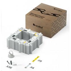 Seiko štítky na ZIP disky, 51x60mm 190ks/role