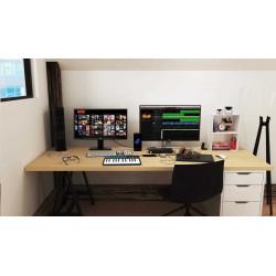 CONNECT IT Myš CI-61 Premium bezdrátová, černá, matná