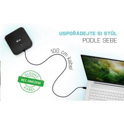 CONNECT IT Mechanická klávesnice CI-636 EVOGEAR pro hráče