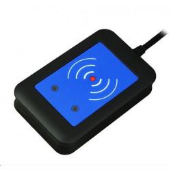 Aligator A880 GPS Senior Dual SIM, červená + nabíjecí stojánek