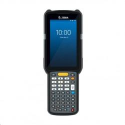 PLUS stereo sluchátka s mikrofonem K3368, 3,5 mm jack, bílá