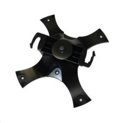 GEMBIRD Tisková struna (filament) nylon, 1,75mm, 1kg, bílá
