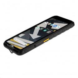"""Intellinet organizér kabelů do 19"""" racku - 4 háčky, černý, krátké úchyty"""