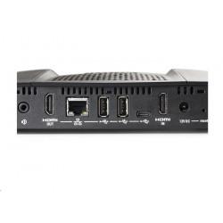 Virtuos MSR-100 třístopá čtečka magnetických karet, USB, černá