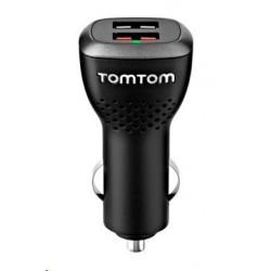 CONNECT IT Alu Sonics sluchátka do uší EP-224-BL s mikrofonem, modrá