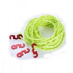 Veria Bezdrátová klávesnice s podsvětleným LCD displejem a nabíjecím akumulátorem