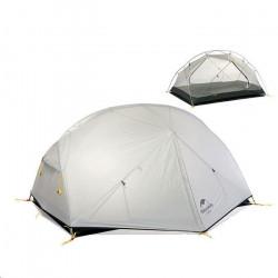 Veria Vnější panel s CMOS kamerou 110°, mikrofonem, 5 ks LED světlo pro noční vidění, 2 zvonkové tlačítka, antivandal