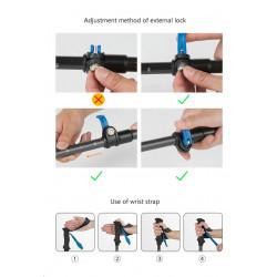 "Veria Ekonomická řada 7"" LCD ultra tenkého tlačítkového monitoru s DVR + vnější panel s barevnou CMOS kamerou 110-black"