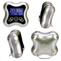 Pokojová anténa SV9335, zesilovač 42dB, filtry 3G-GSM/ 4G-LTE, UHF/VHF, DVB-T/T2/DAB