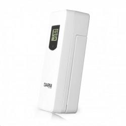 R-Go Tools HE - Ergonomická vertikální myš, pro leváky, bezdrátová