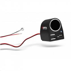 OSRAM autožárovka R2 STANDARD 12V 45/40W P45t (Blistr 1ks)