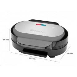 GOCLEVER City Board CYCLOPS LG, černá - elektrický skateboard
