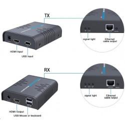 GEMBIRD sluchátka s mikrofonem MHS-001, černá lesklá