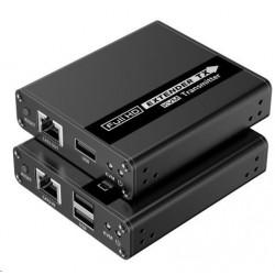 GENIUS repro SP-920BT, Bluetooth 4.0/ dobíjecí/ mikrofon/ modrý