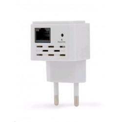 C-TECH myš Empusa (GM-17), herní, zelené podsvícení, laser 3400DPI, USB