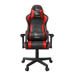 GENIUS sluchátka s mikrofonem HS-M260, kovově šedá
