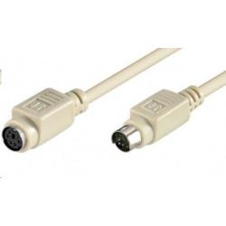 GENIUS myš NX-7005/ 1200 dpi/ bezdrátová/ černá