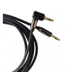 C-TECH myš WLM-11, černo-modrá, bezdrátová, 2400DPI, 8 tlačítek, programovatelná, USB nano receiver
