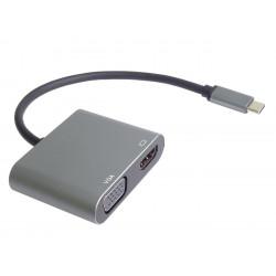 GEMBIRD Redukce HDMI / Mini HDMI (F/M)