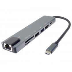 ARCTIC COOLING fan F8 (80x80x25) ventilátor