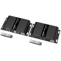 PREMIUMCORD Přepínač audio optický 3-1 (Toslink)