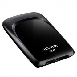 """AKASA HDD box Integral S, 1x 2,5\"""" SATA HDD/SSD, USB 3.0, černý"""