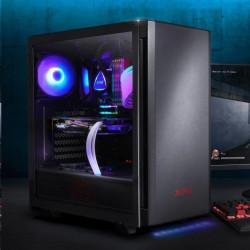 """C-TECH PROTECT pouzdro univerzální pro 8"""" tablety, FlexGrip, NUTC-02, červené"""