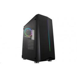 AKASA Ventilátor Amber, 92 x 25mm, prodloužená životnost, velmi tiché, kuličkové ložisko