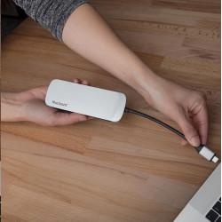 ADATA Flash Disk 32GB USB 3.0, UC360 Type A & Type C USB 3.1(Gen 1)