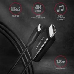 "TRUST Batoh na notebook 16"" Cruz Backpack grey/orange"