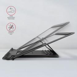 URBAN REVOLT Bezdrátový reproduktor Dixxo Bluetooth Wireless Speaker - grey (bluetooth, přenosný, nabíjecí)